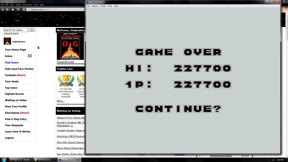 OriginalGamer: Parodius Da! [Easy] (Game Boy Emulated) 227,700 points on 2016-07-08 02:06:34