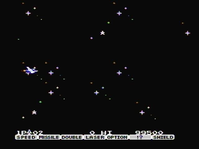 derek: Parodius Da! (NES/Famicom) 99,500 points on 2017-01-30 16:43:37