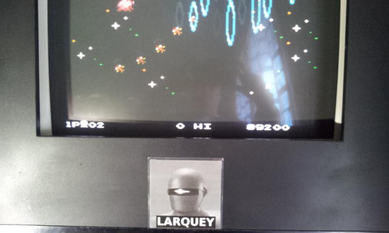 Larquey: Parodius [Easy] (NES/Famicom Emulated) 89,200 points on 2018-04-14 08:12:15
