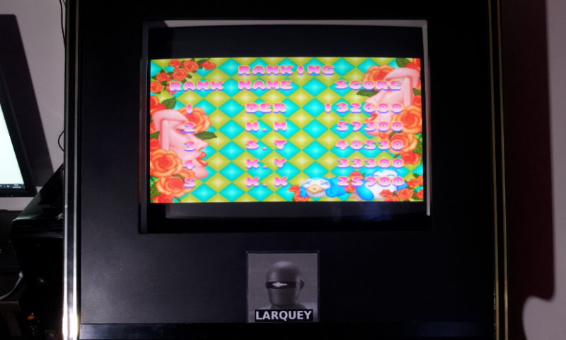 Larquey: Parodius Portable: Gokujou Parodius (PSP Emulated) 132,600 points on 2018-04-14 05:13:46