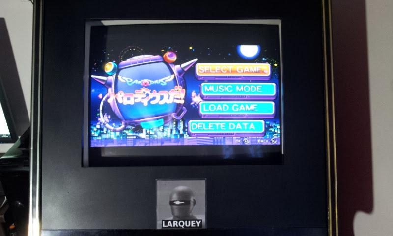 Larquey: Parodius Portable: Parodius Da! (PSP Emulated) 147,800 points on 2018-04-13 12:21:49