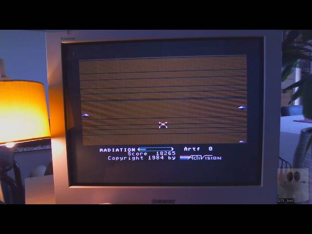 GTibel: Pastfinder (Commodore 64) 18,265 points on 2019-03-16 08:34:51