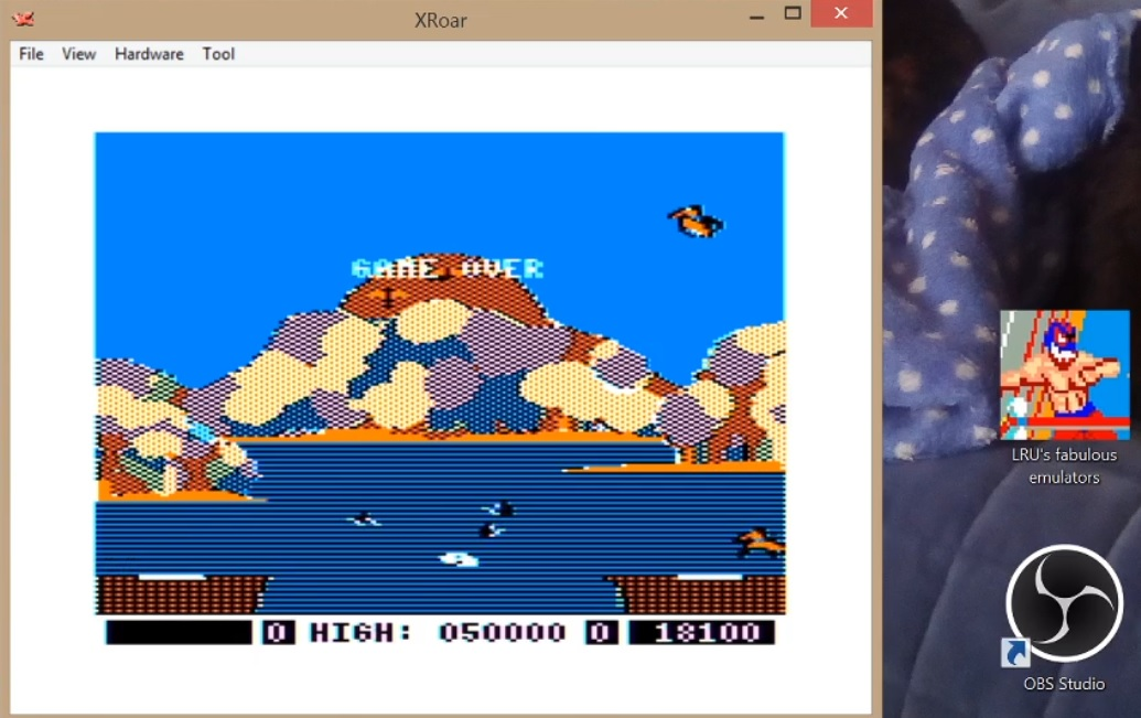 LuigiRuffolo: Pegasus And The Phantom Riders (TRS-80 CoCo Emulated) 18,100 points on 2020-08-15 08:06:29