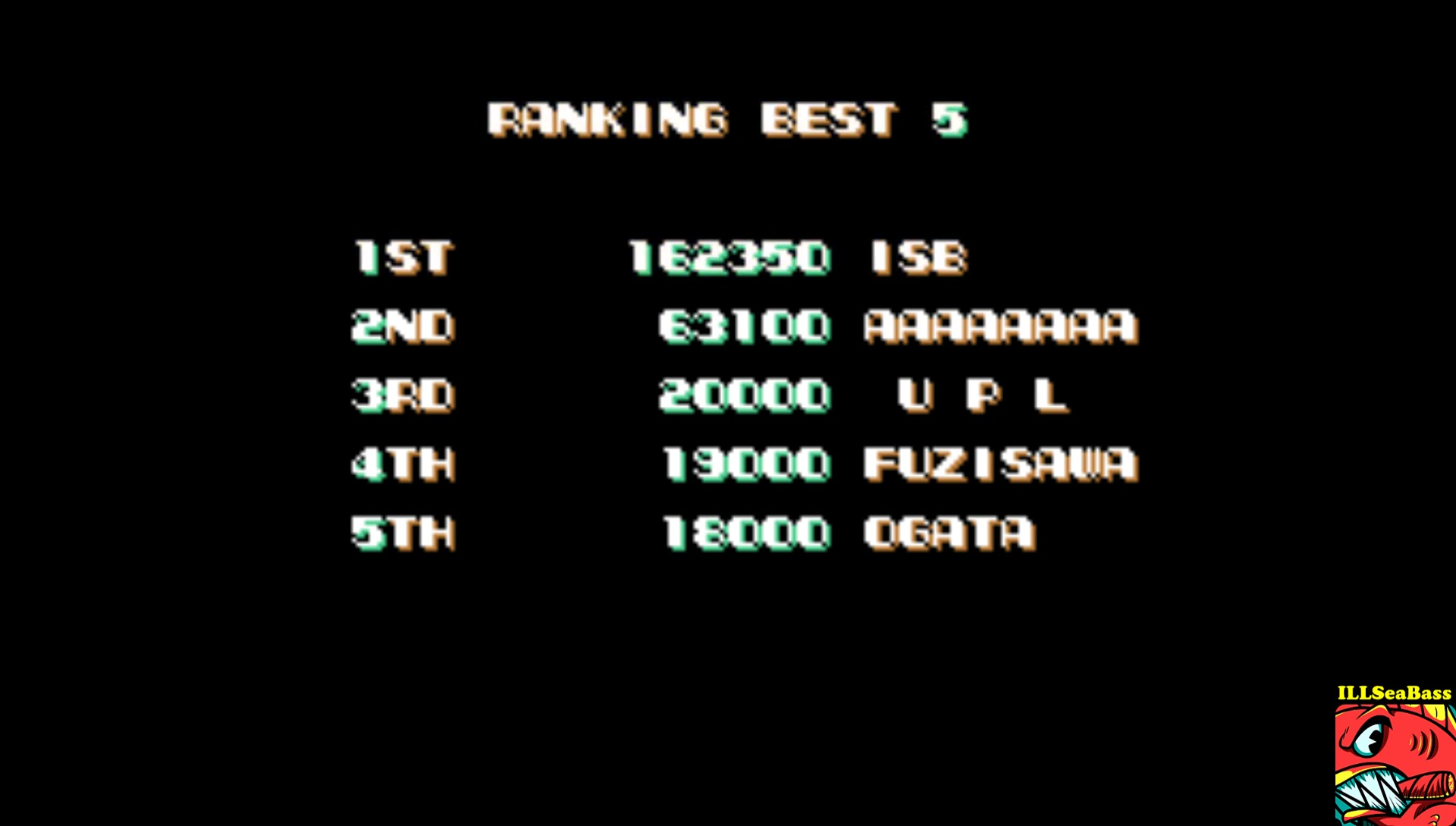 ILLSeaBass: Penguin-Kun Wars [pkunwar] (Arcade Emulated / M.A.M.E.) 162,350 points on 2017-08-28 23:18:29
