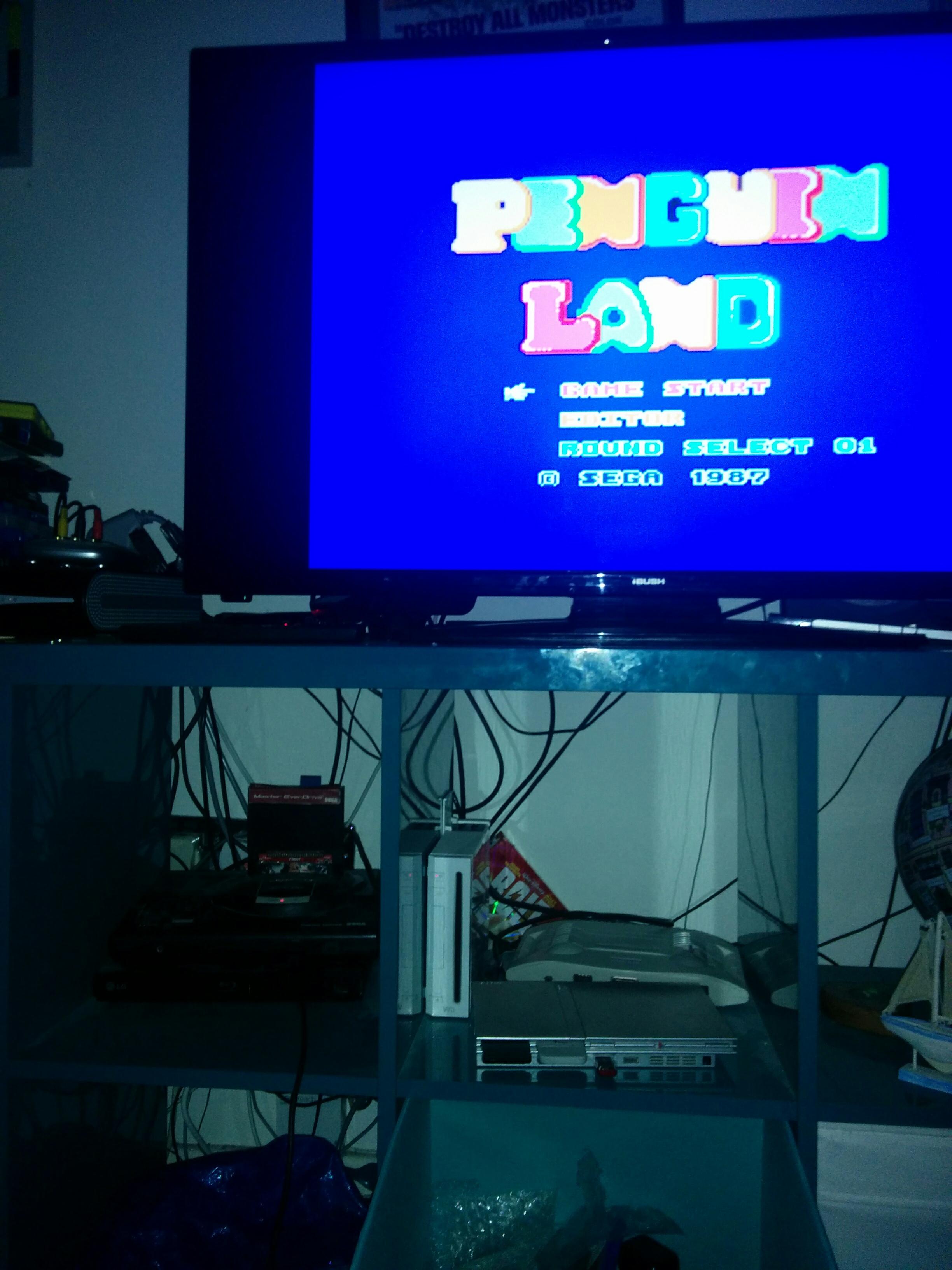 Penguin Land 4,300 points