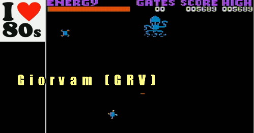 Giorvam: Pentapus [Difficulty 1] (Apple II Emulated) 5,689 points on 2018-01-19 09:41:14
