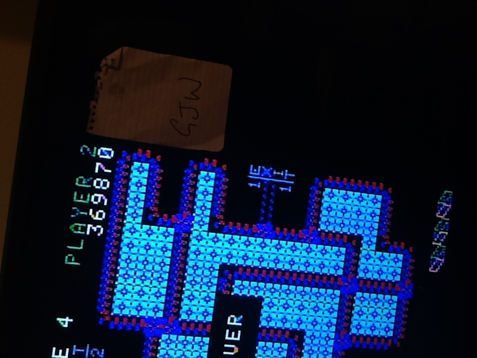 Gray: Pepper II (Colecovision Flashback) 369,870 points on 2015-10-02 05:01:19