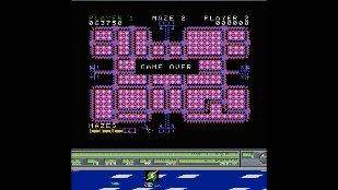 S.BAZ: Pepper II: Skill 3 (Colecovision Emulated) 63,750 points on 2019-11-16 23:01:30