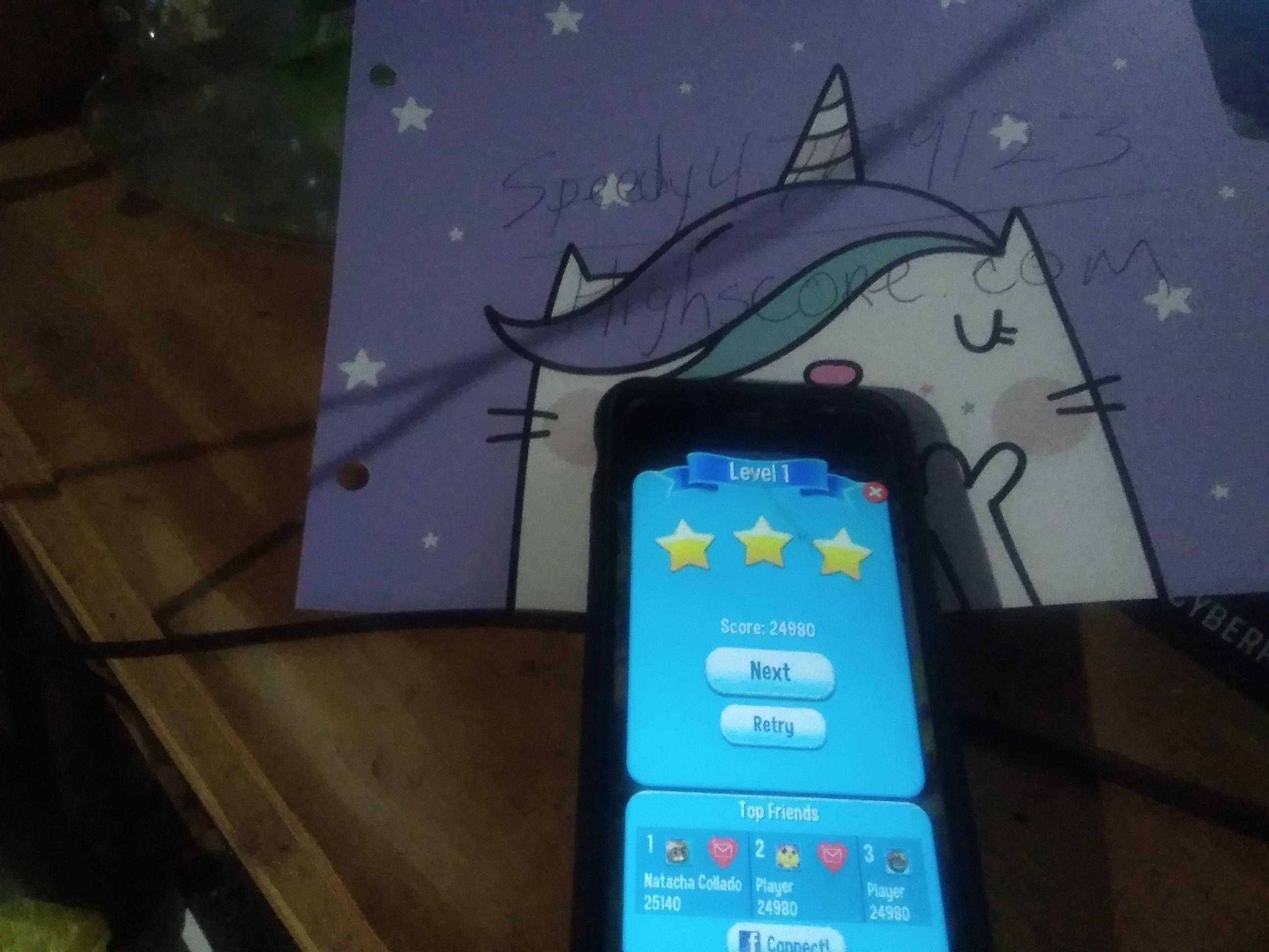 speedy4759123: Pet Rescue Saga: Level 001 (iOS) 24,980 points on 2019-09-04 10:34:47