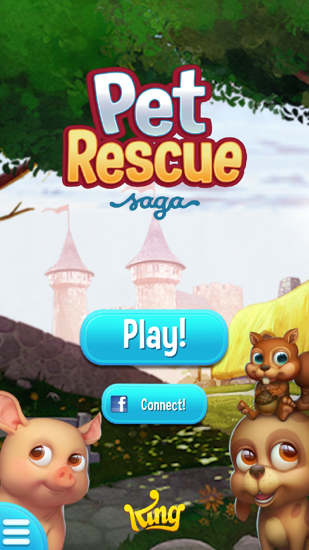 Bamse: Pet Rescue Saga: Level 003 (Android) 26,820 points on 2019-06-07 11:31:52