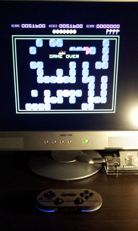 Larquey: Petch (Commodore 64 Emulated) 51,600 points on 2017-03-04 12:10:52