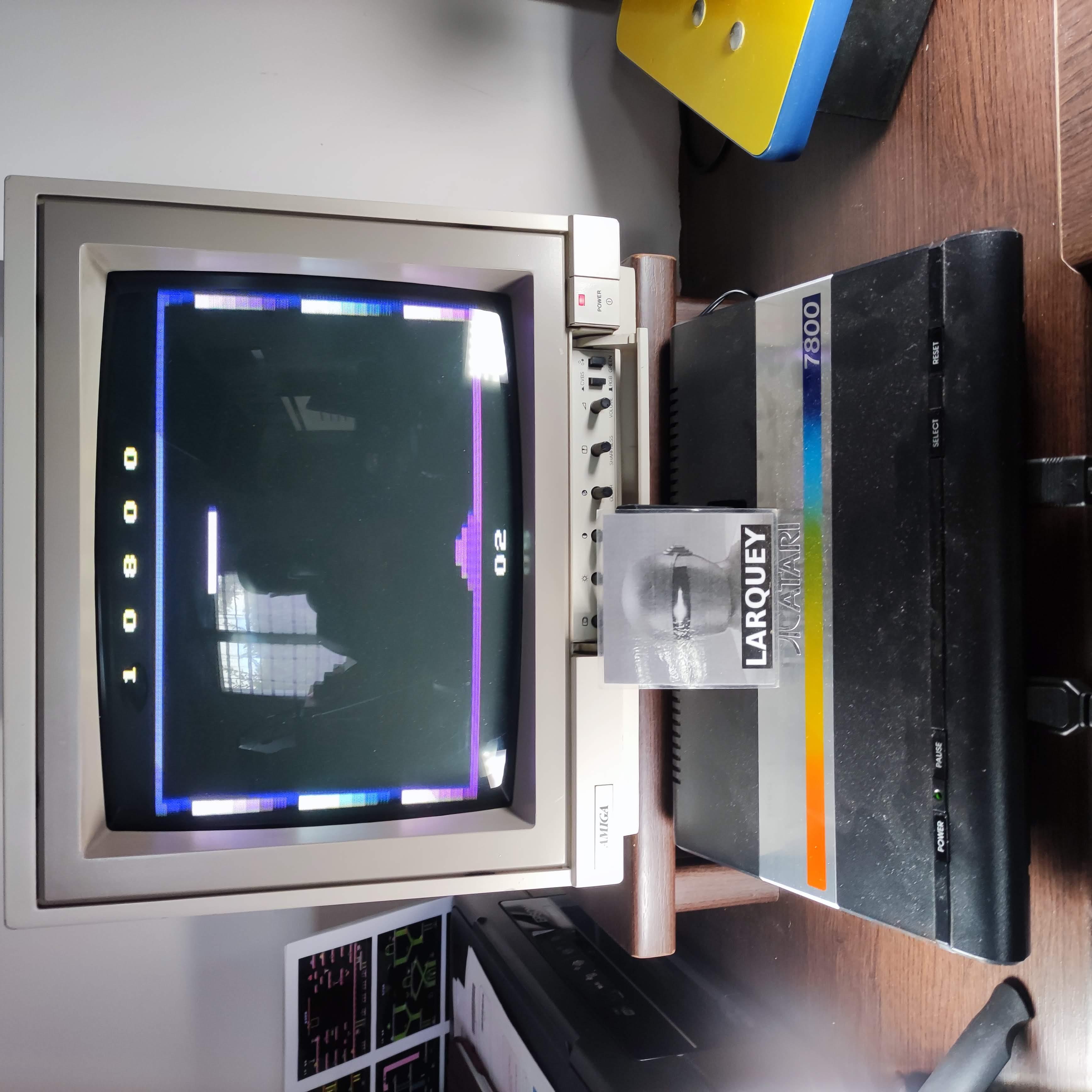 Larquey: Phantom Tank: Game 3 (Atari 2600) 10,800 points on 2020-10-12 12:15:25