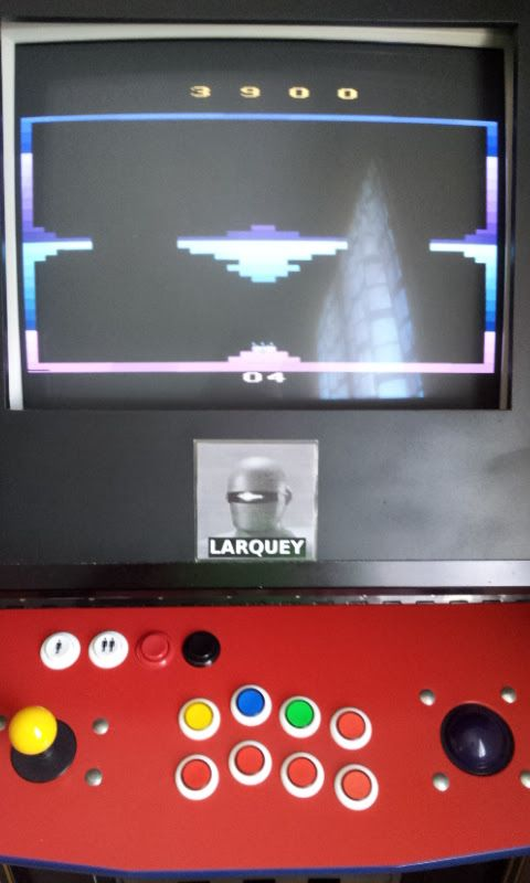 Larquey: Phantom Tank: Game 3 (Atari 2600 Emulated) 3,900 points on 2017-06-10 08:04:47