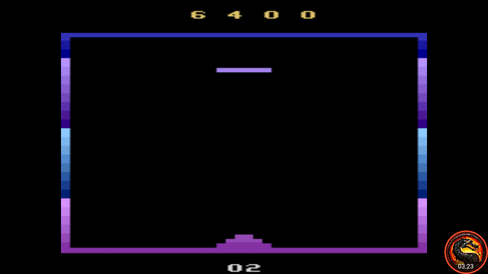 omargeddon: Phantom Tank: Game 3 (Atari 2600 Emulated) 6,400 points on 2020-07-18 23:42:47