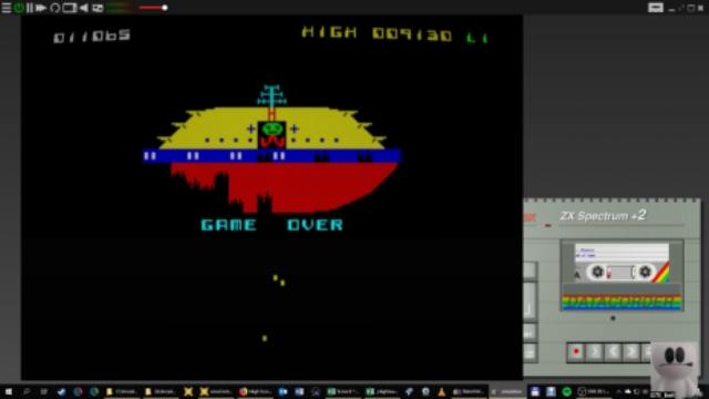 GTibel: Pheenix [Level 1 Start] (ZX Spectrum Emulated) 11,065 points on 2019-01-09 04:51:35