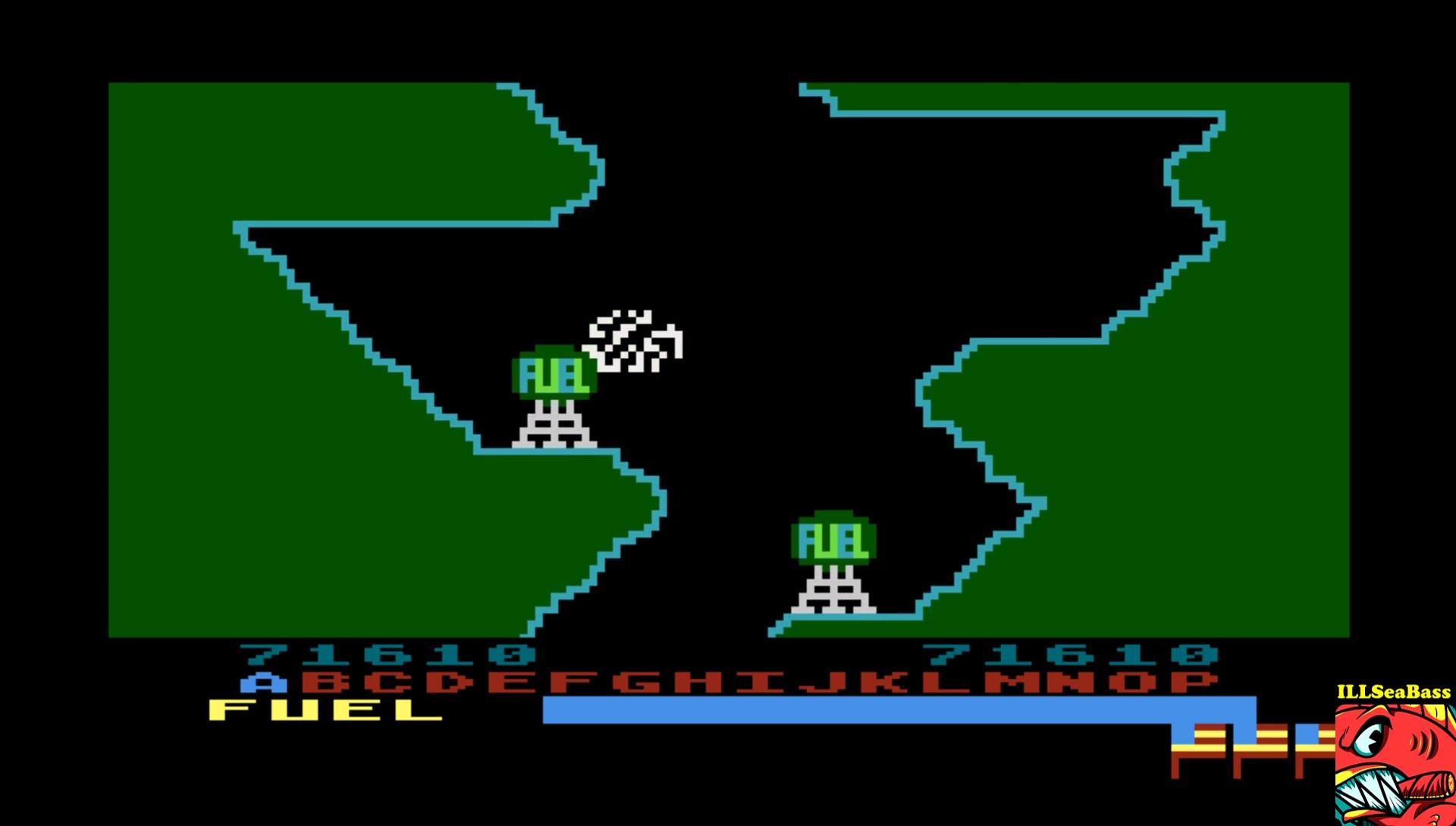 ILLSeaBass: Phobos: Pilot (Atari 400/800/XL/XE Emulated) 71,610 points on 2017-06-11 21:35:46