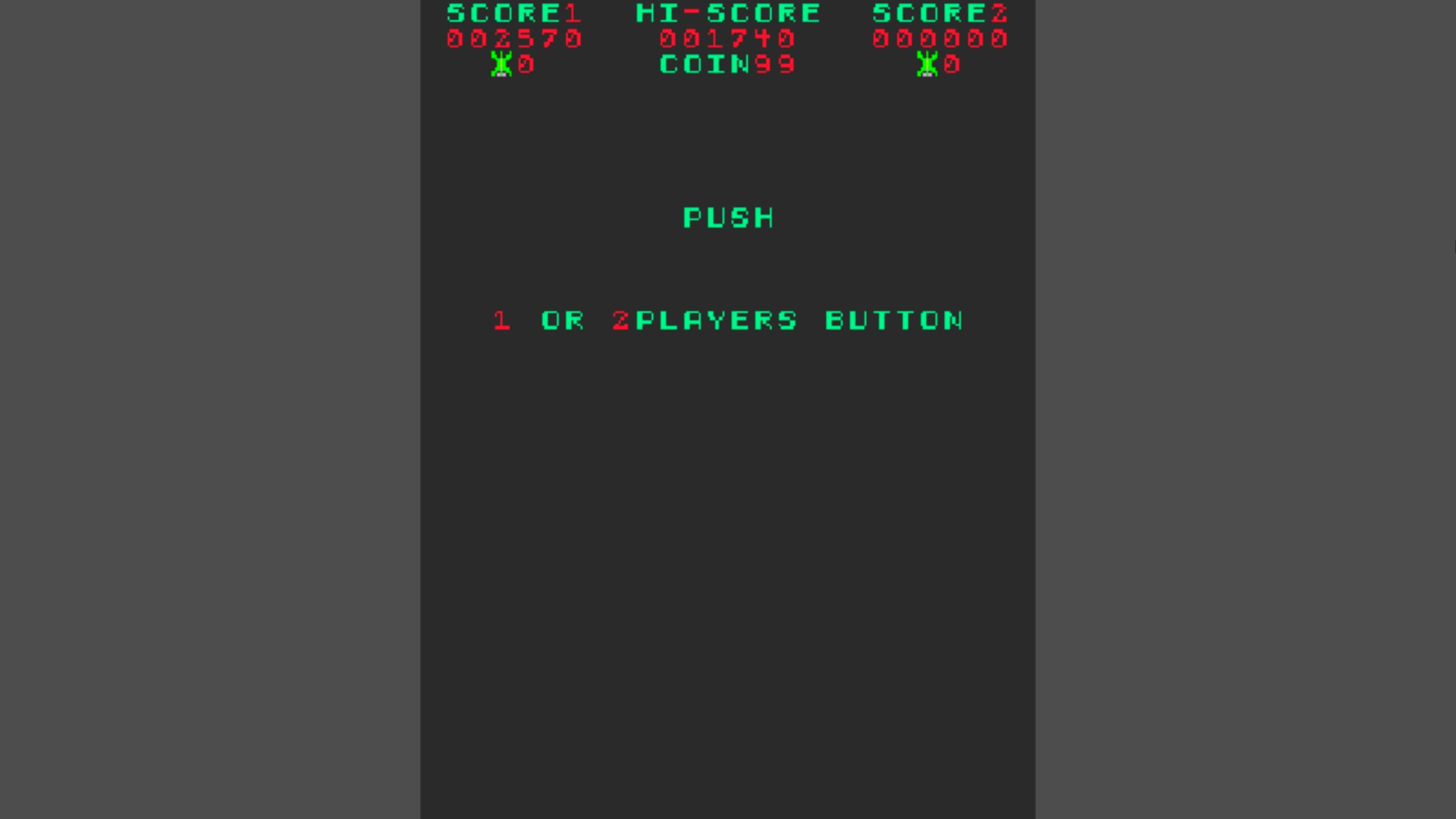 AkinNahtanoj: Phoenix (Arcade Emulated / M.A.M.E.) 2,570 points on 2020-10-20 13:14:58