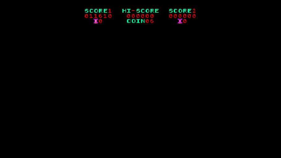 alpha: Phoenix (Arcade Emulated / M.A.M.E.) 11,610 points on 2020-02-10 16:38:17