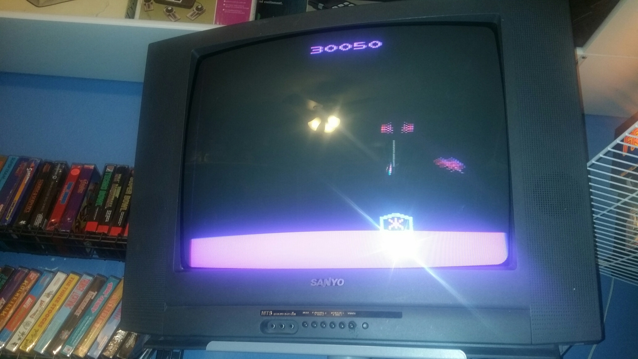 SeanStewart: Phoenix (Atari 2600 Expert/A) 30,050 points on 2016-12-12 00:14:42