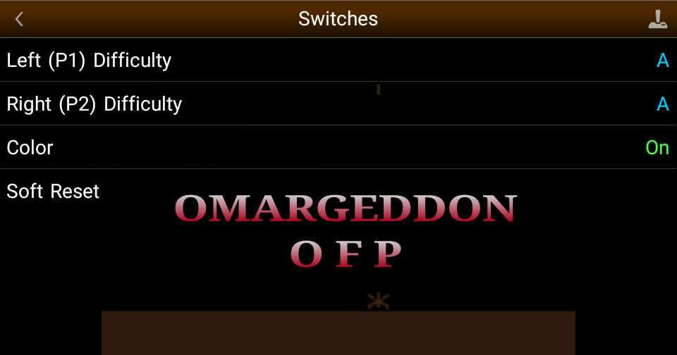 omargeddon: Phoenix (Atari 2600 Emulated Expert/A Mode) 22,130 points on 2016-12-27 02:52:07