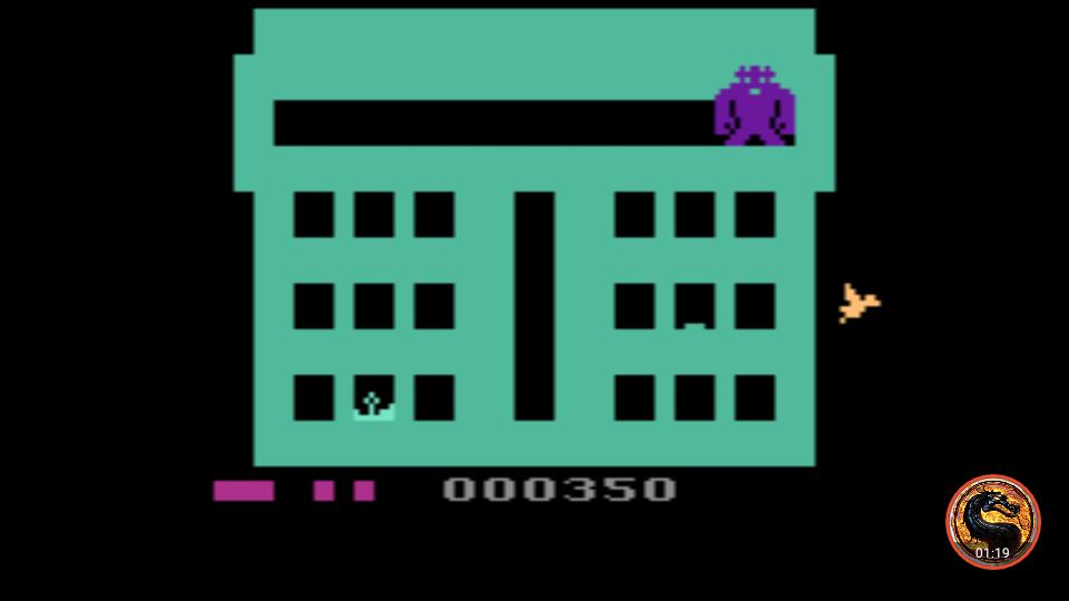 omargeddon: Piñata: Fix-It Felix Sr. (Atari 2600 Emulated Novice/B Mode) 350 points on 2019-02-19 13:22:10