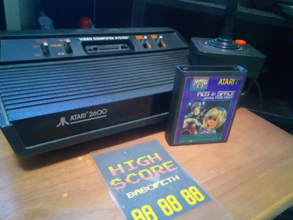 BabofetH: Pigs In Space (Atari 2600 Expert/A) 61,134 points on 2020-07-28 04:50:15