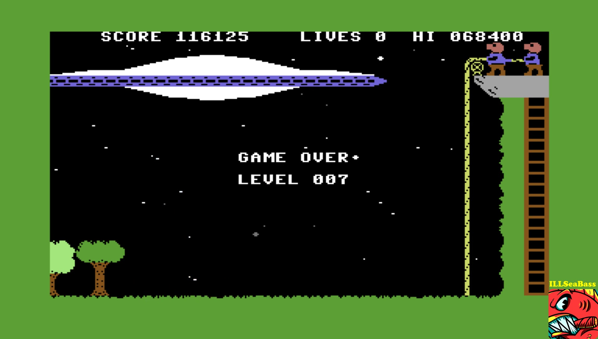 ILLSeaBass: Pigs In Space (Commodore 64 Emulated) 116,125 points on 2017-04-16 01:00:26
