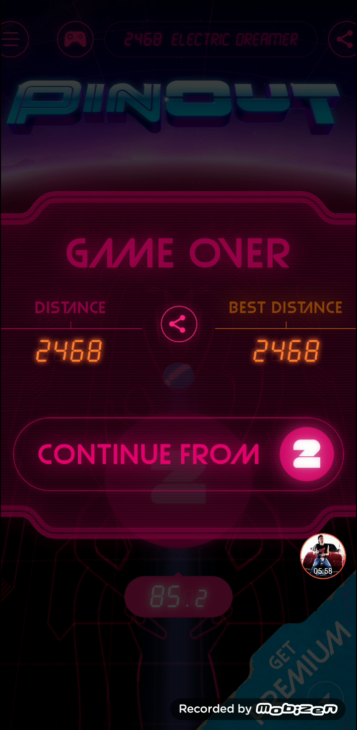 JES: PinOut (Android) 2,468 points on 2020-01-10 00:52:40
