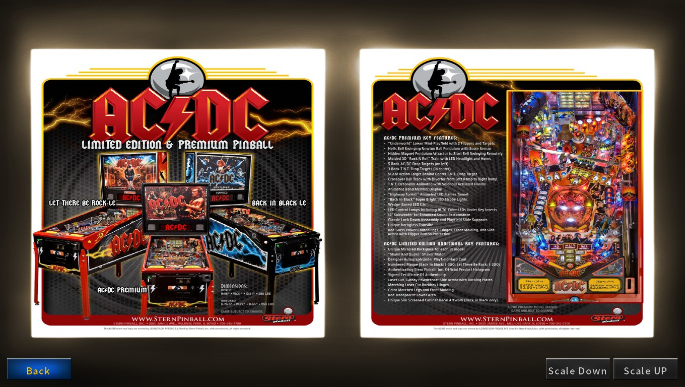Mark: Pinball Arcade: AC/DC (PC) 84,282,030 points on 2018-09-12 00:48:56