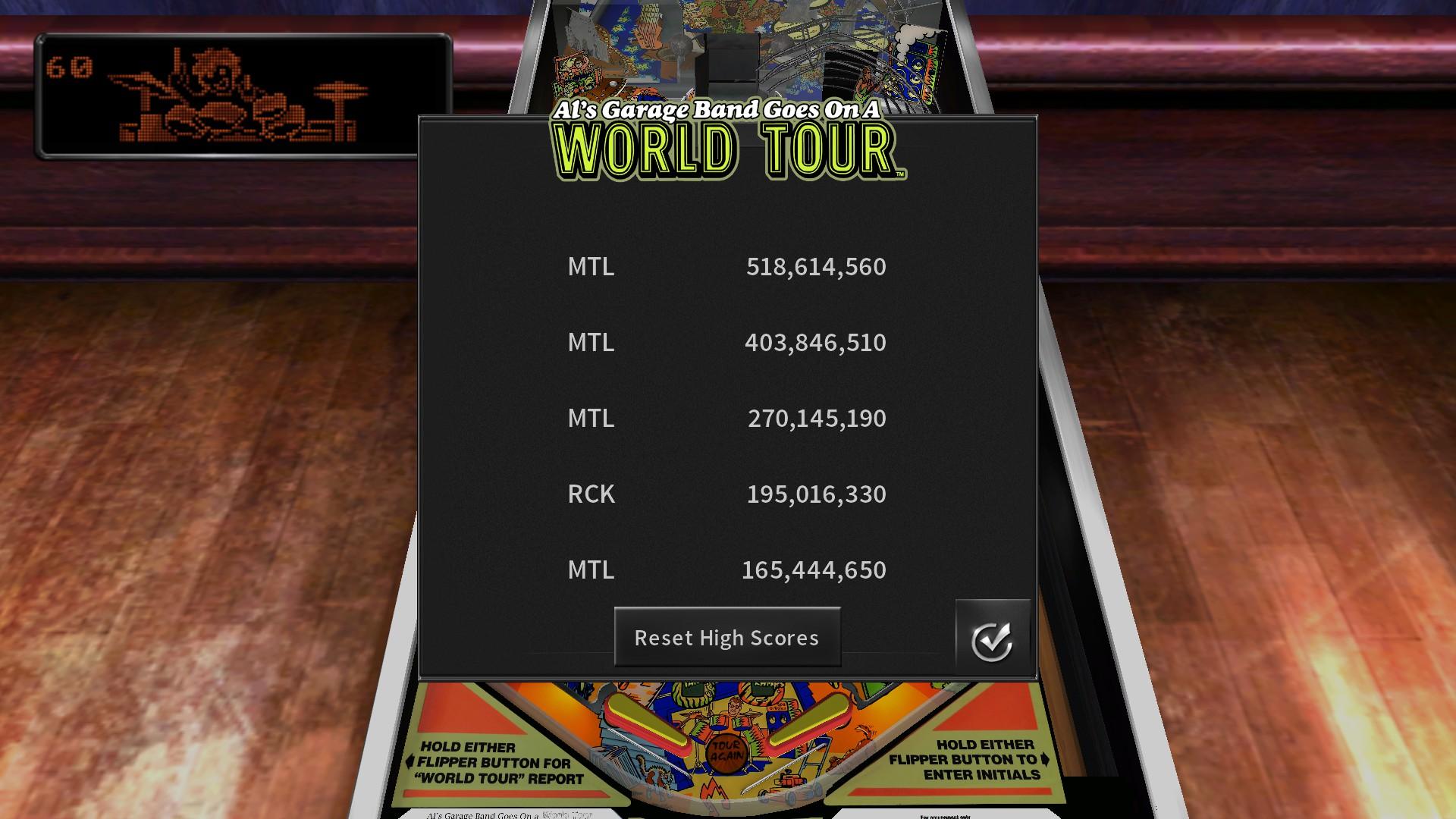 Mantalow: Pinball Arcade: Al