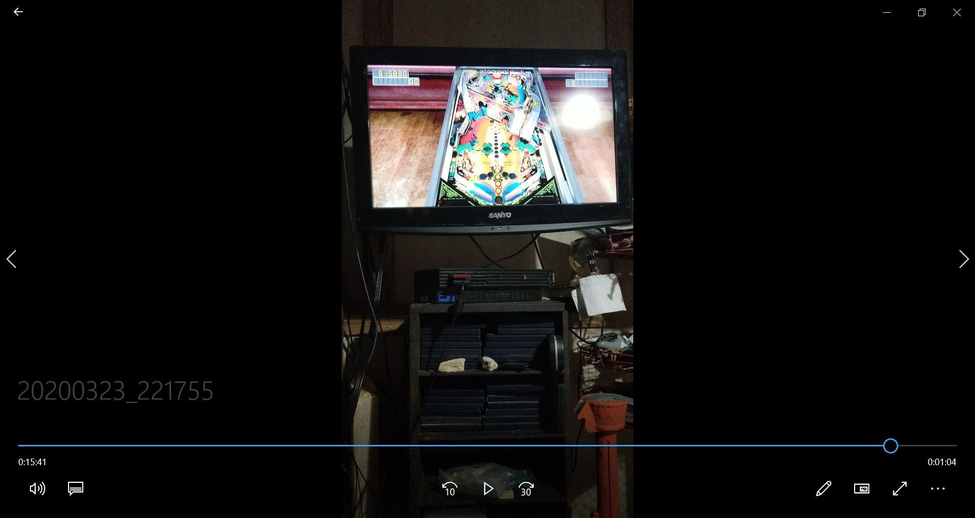 speedy4759123: Pinball Arcade: Black Knight (Playstation 4) 815,830 points on 2020-03-24 09:46:38