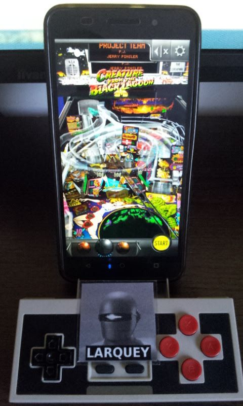 Larquey: Pinball Arcade: Creature From the Black Lagoon (Android) 48,264,030 points on 2017-06-10 03:24:48