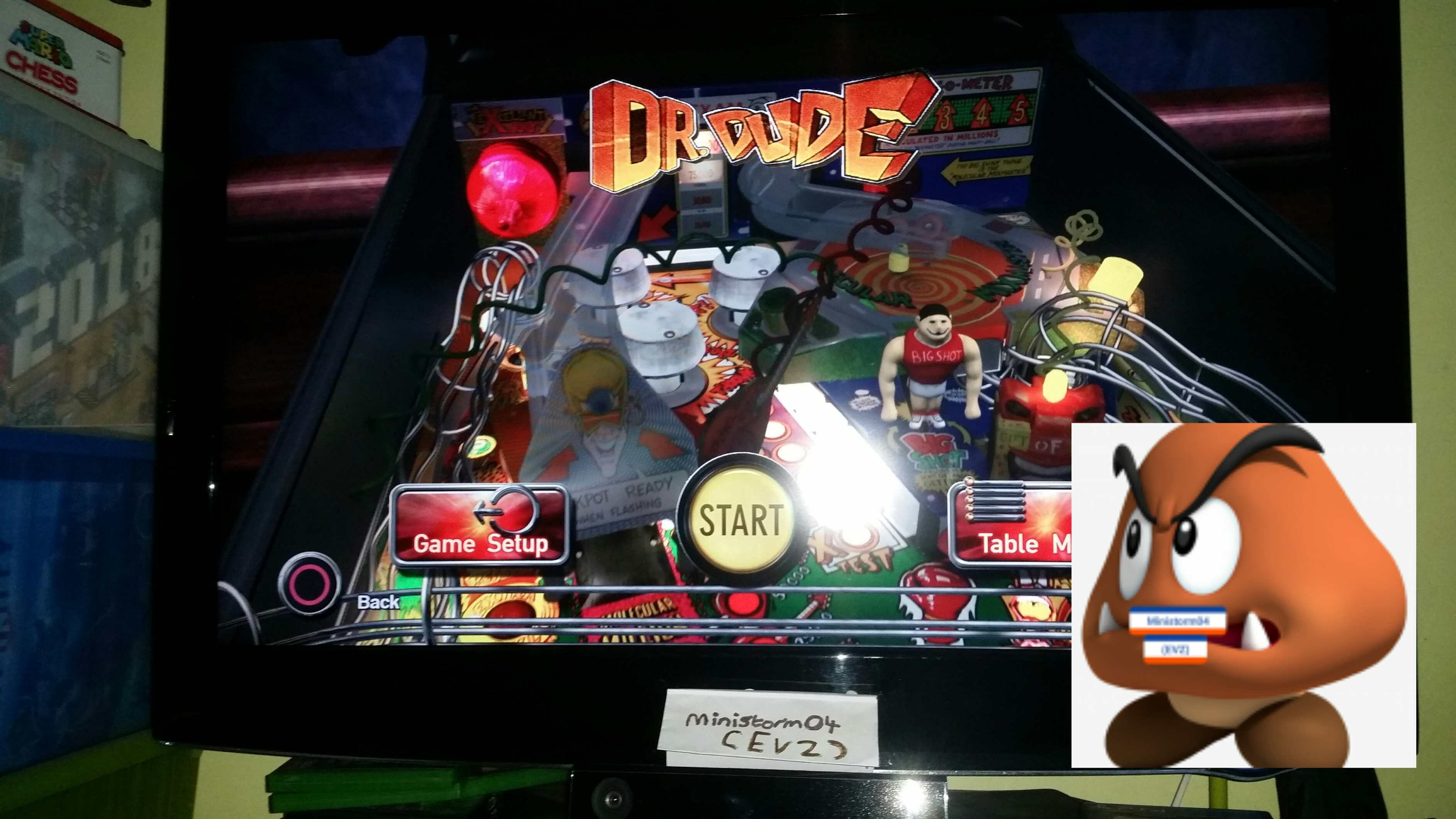Pinball Arcade: Dr. Dude 2,432,040 points