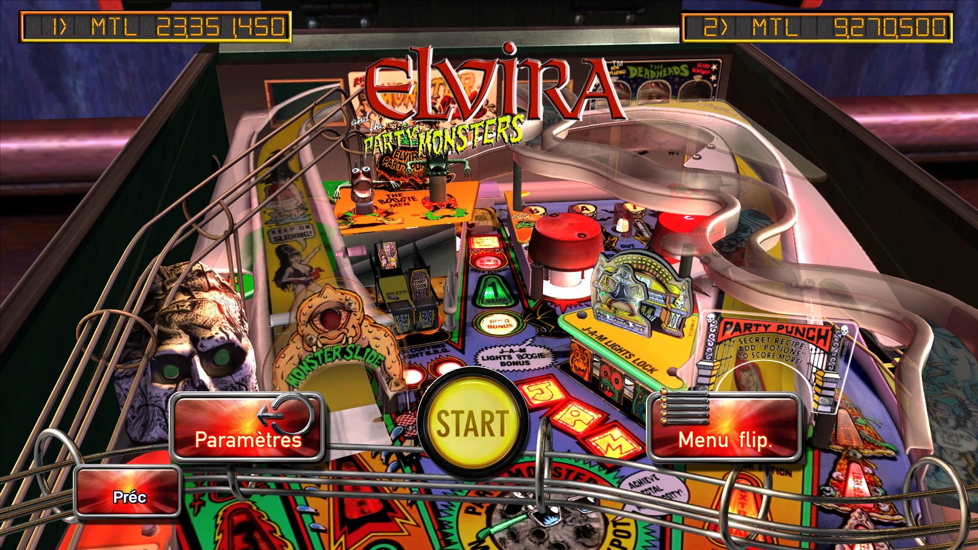 Mantalow: Pinball Arcade: Elvira (PC) 23,351,450 points on 2015-09-25 05:05:17