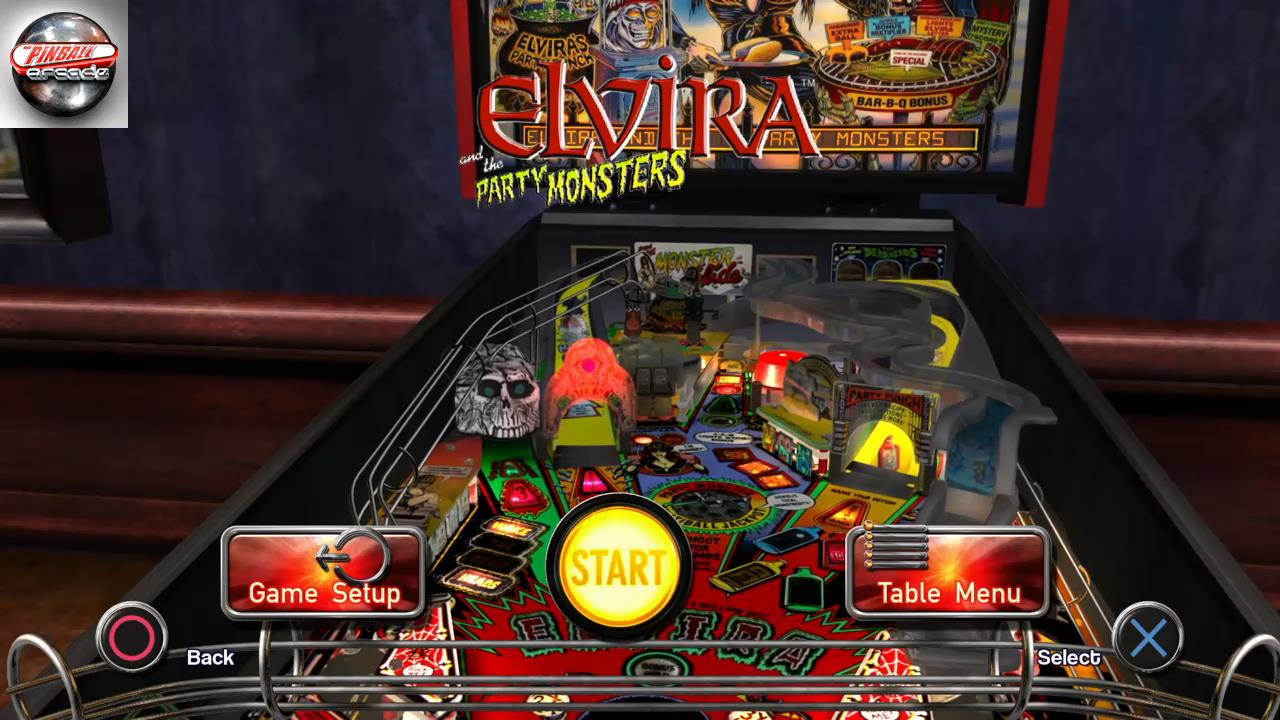 RetroRob: Pinball Arcade: Elvira (Playstation 4) 3,796,290 points on 2019-11-18 13:39:23
