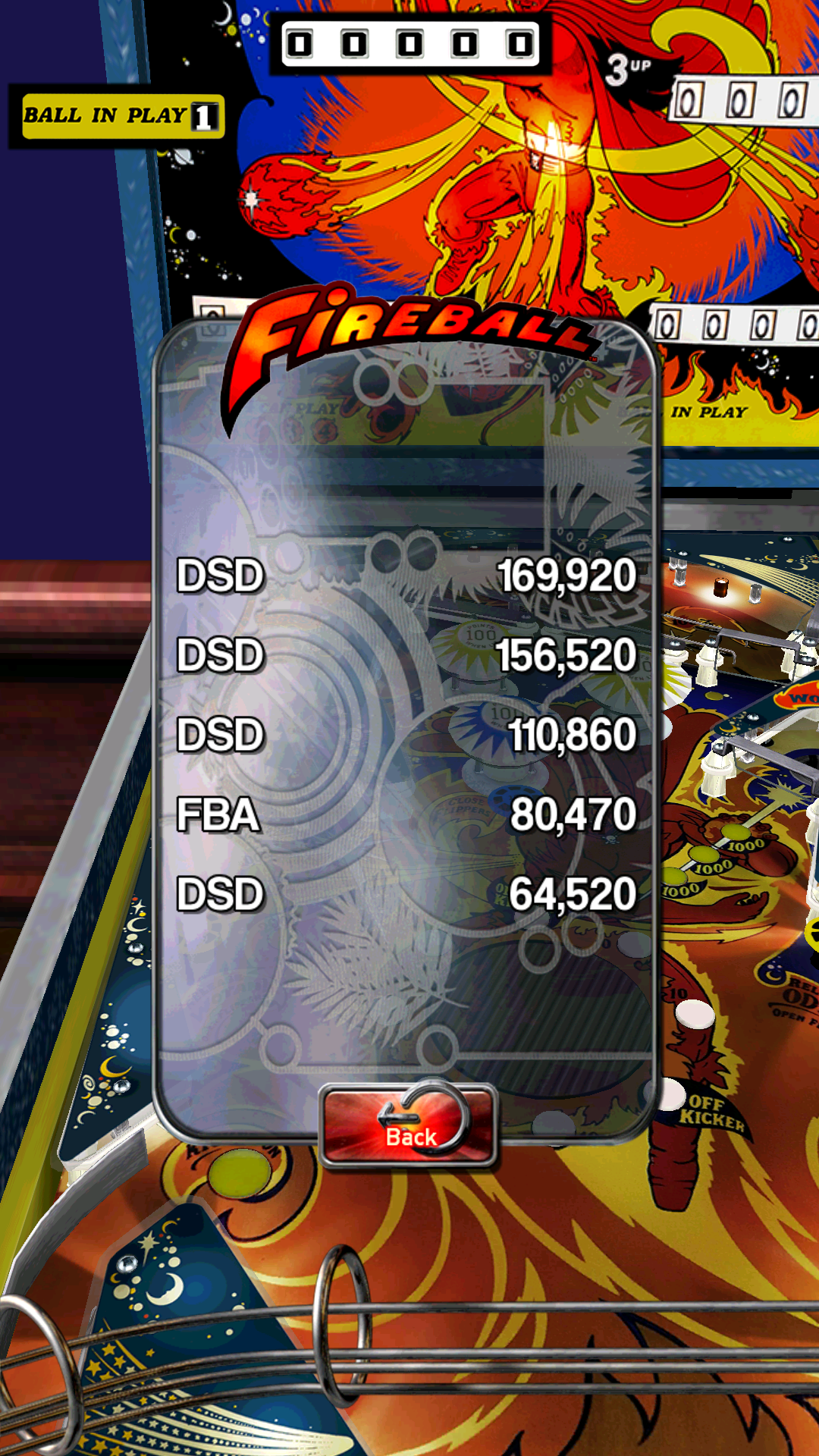 jondsd: Pinball Arcade: Fireball (Android) 169,920 points on 2016-03-10 15:55:17