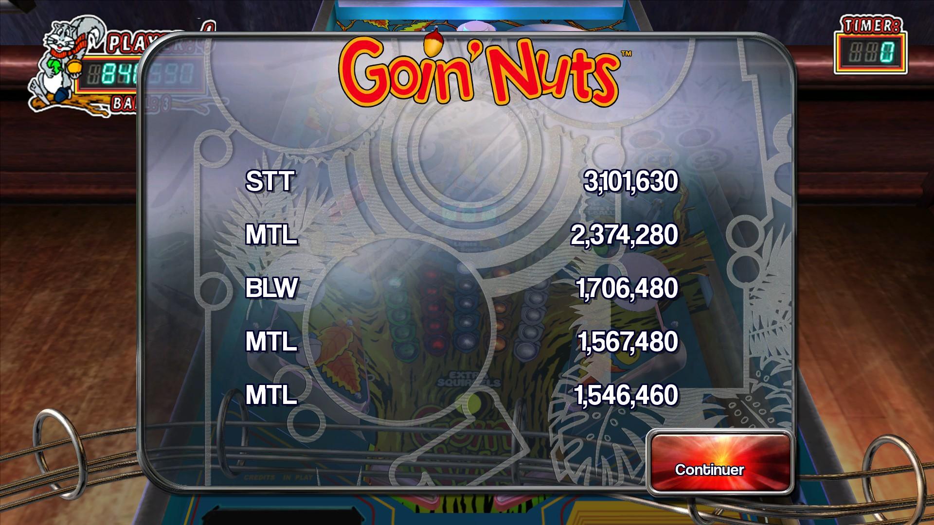 Mantalow: Pinball Arcade: Goin