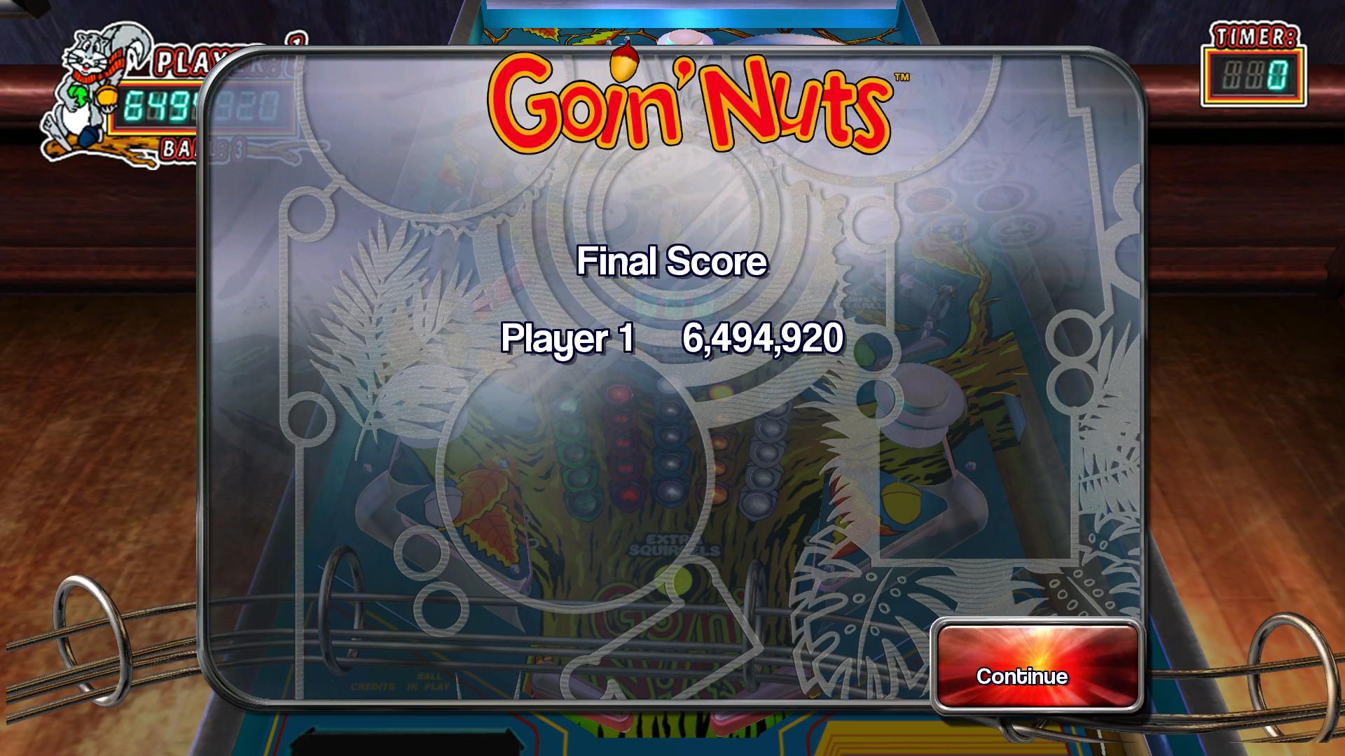 Pinball Arcade: Goin