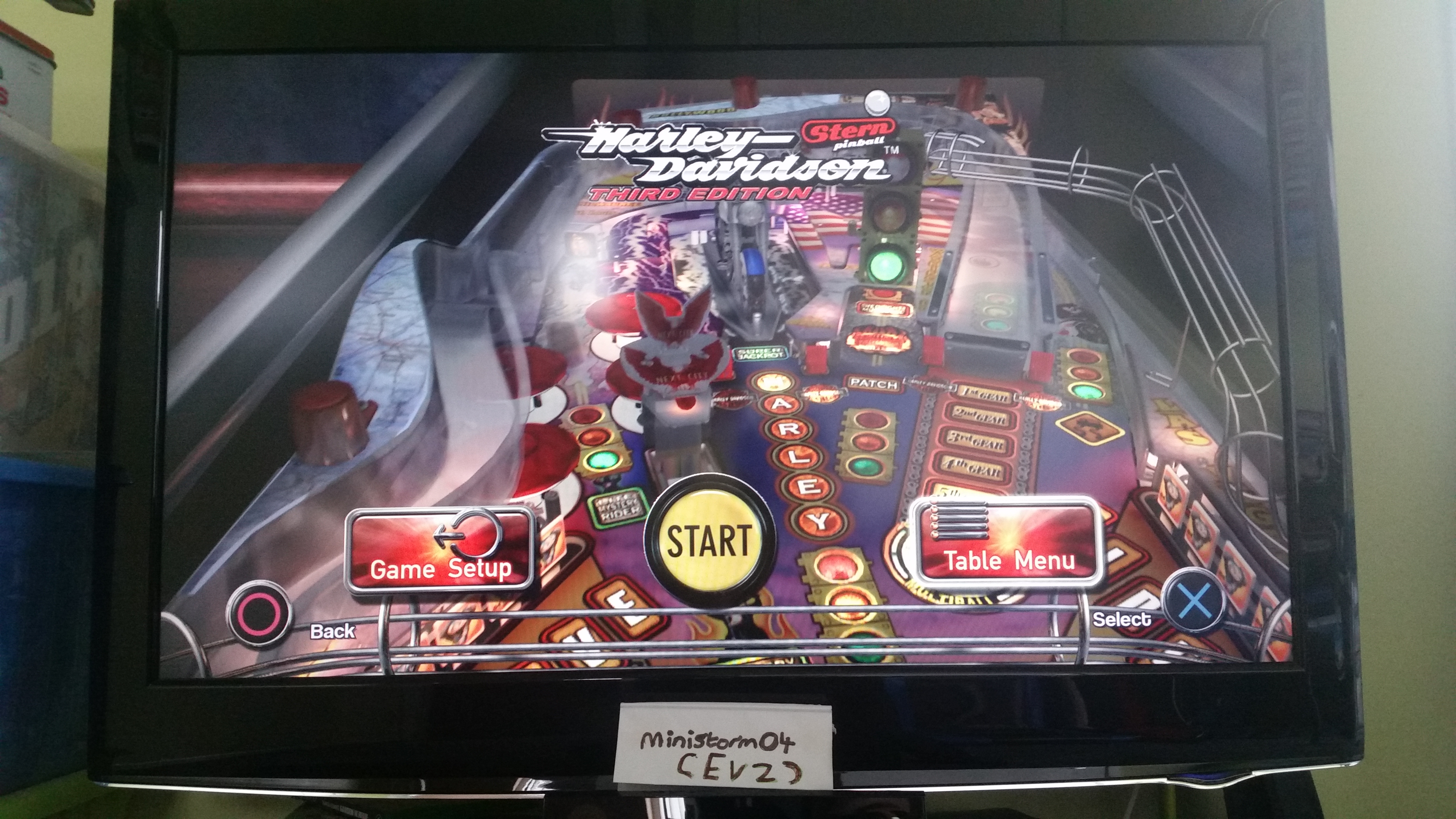 ministorm04: Pinball Arcade: Harley-Davidson (Playstation 4) 192,847,670 points on 2019-06-03 12:24:33