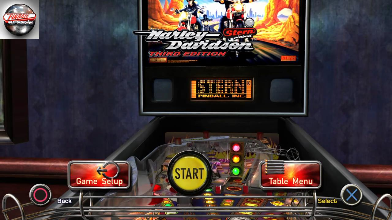 RetroRob: Pinball Arcade: Harley-Davidson (Playstation 4) 297,195,570 points on 2019-11-22 11:35:12