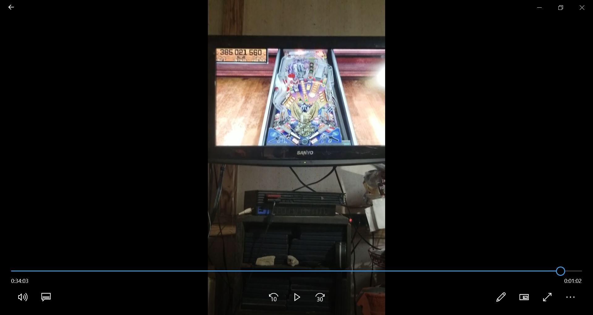 speedy4759123: Pinball Arcade: Harley-Davidson (Playstation 4) 385,021,560 points on 2020-03-20 10:50:05