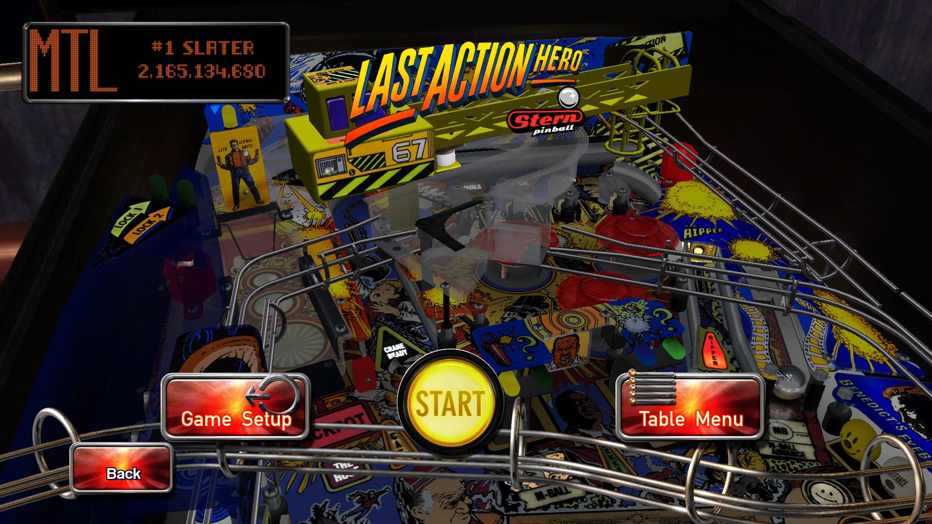 Mantalow: Pinball Arcade: Last Action Hero (PC) 2,165,134,680 points on 2016-04-29 03:31:12