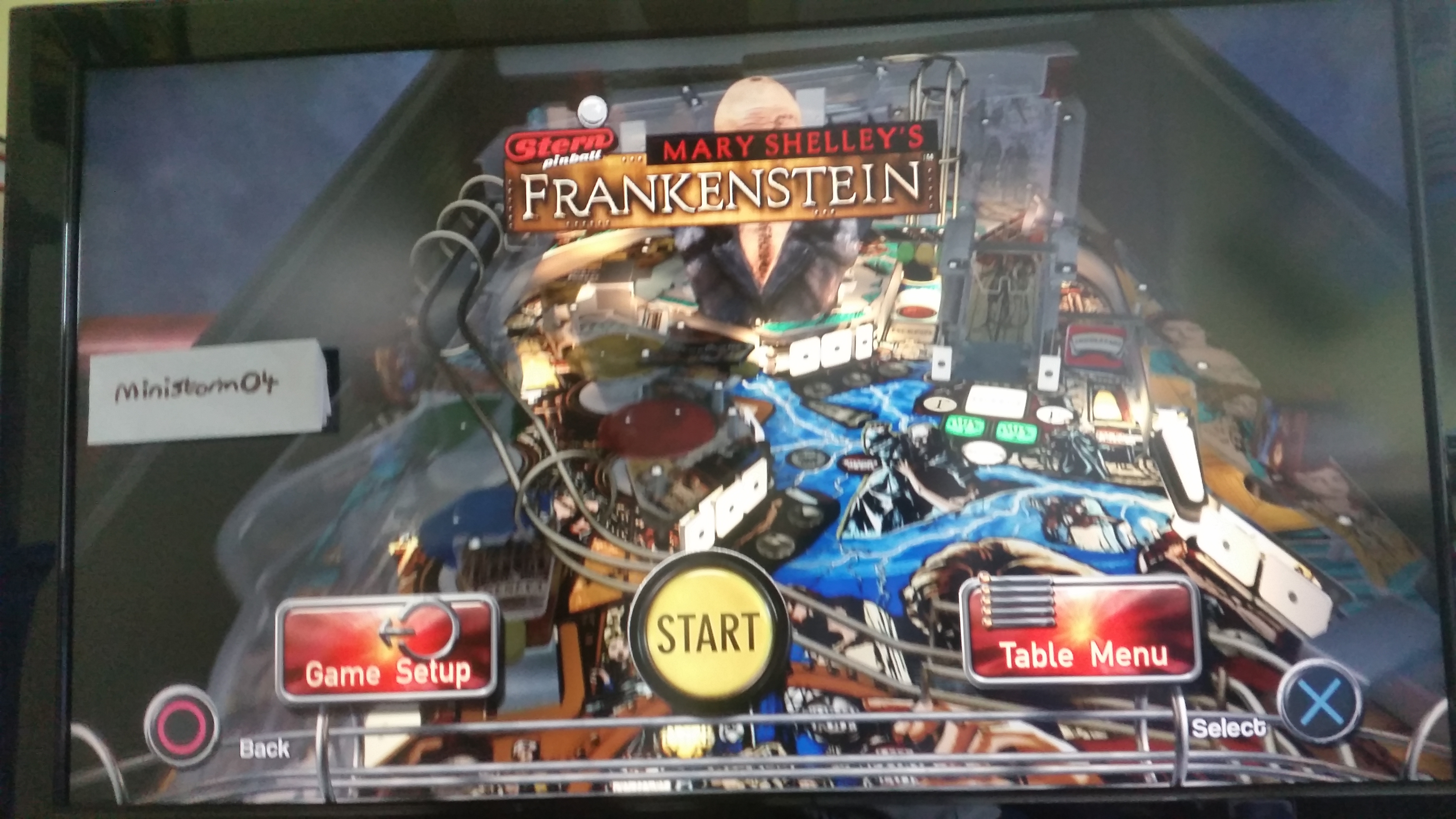 Pinball Arcade: Mary Shelley