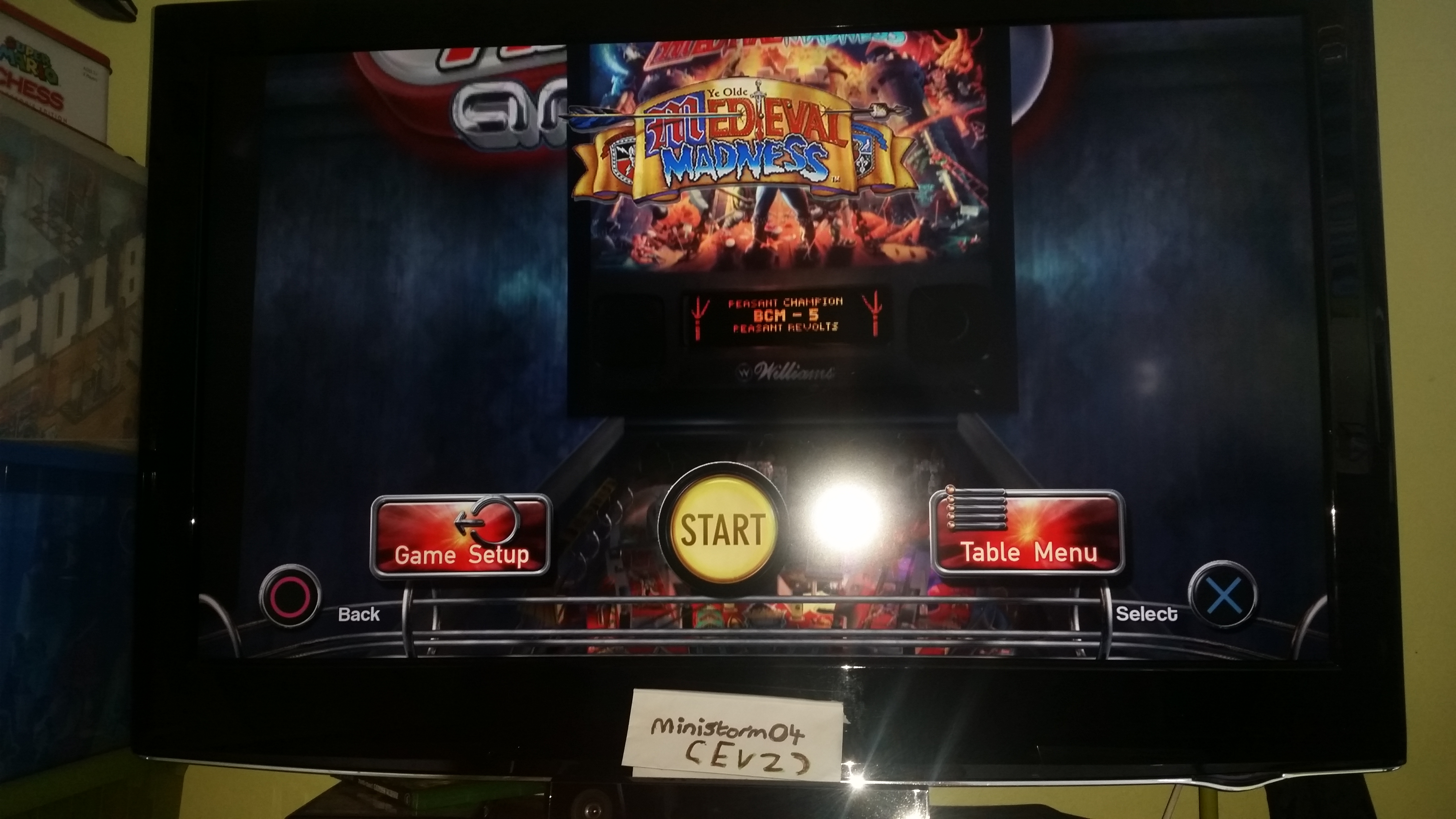 Pinball Arcade: Medieval Madness 12,794,360 points