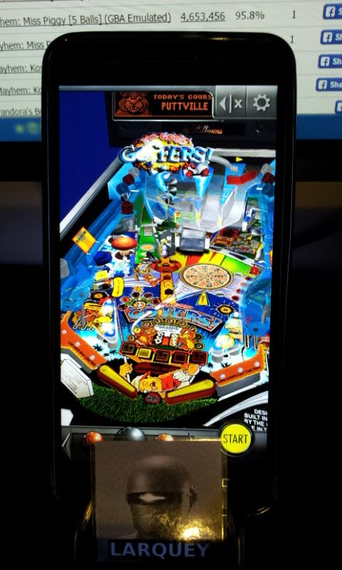 Larquey: Pinball Arcade: No Good Goofers (Android) 24,442,250 points on 2017-01-29 03:01:27