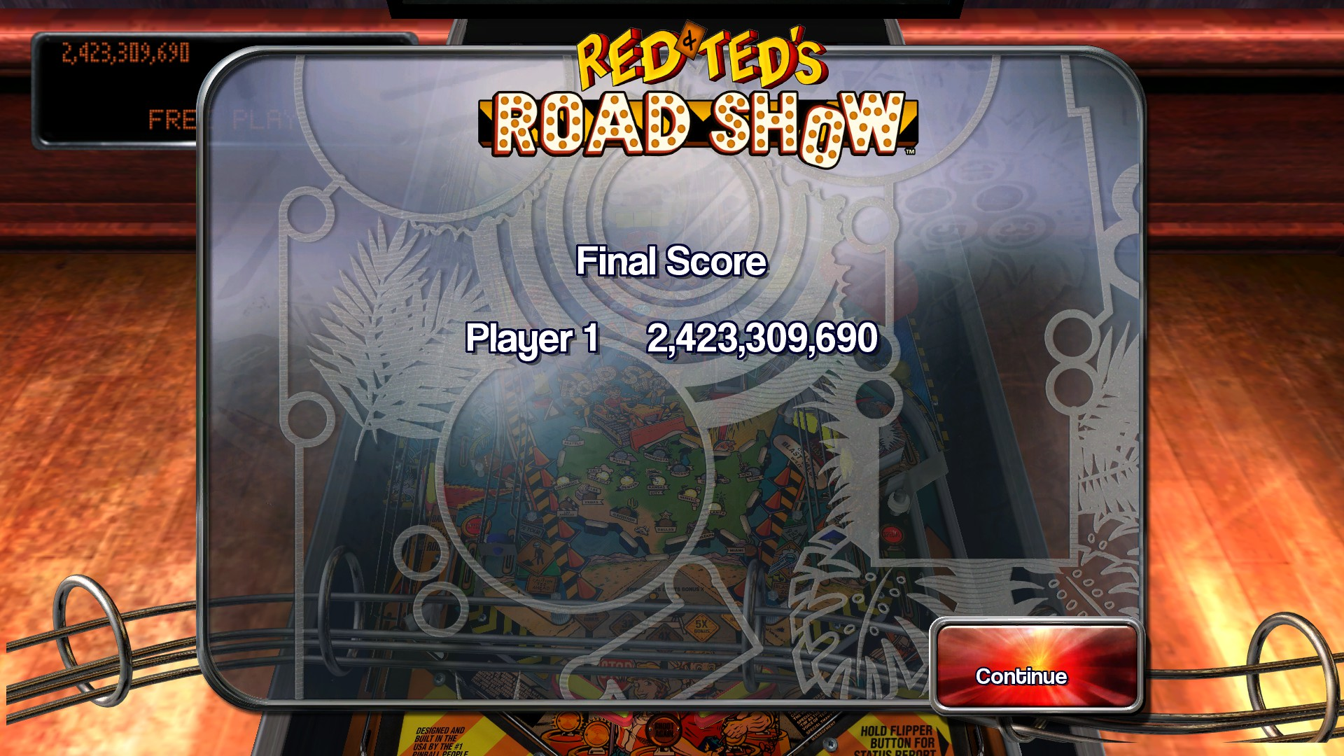 TheTrickster: Pinball Arcade: Red and Ted