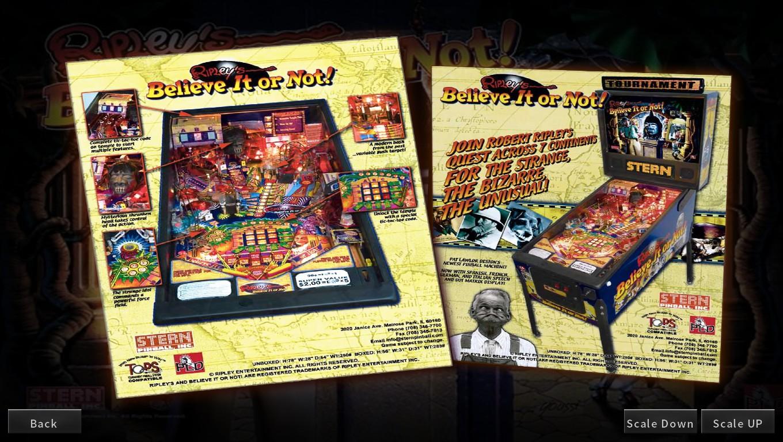 Mark: Pinball Arcade: Ripley