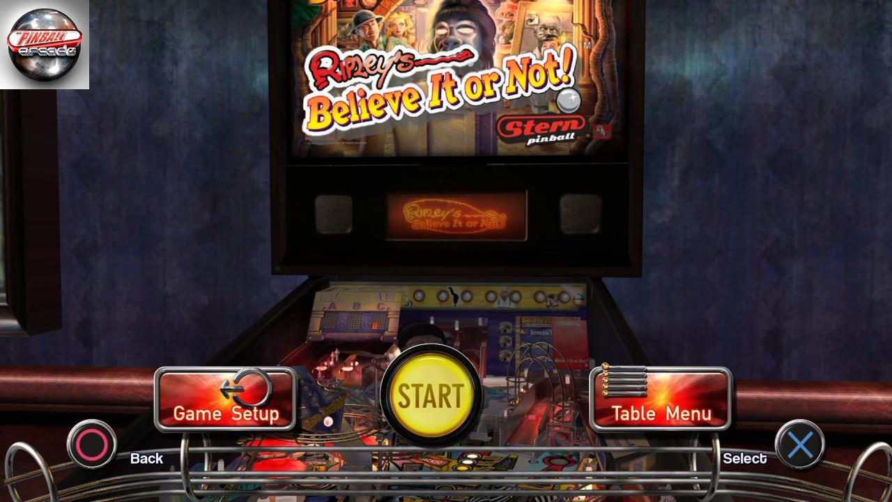 RetroRob: Pinball Arcade: Ripley