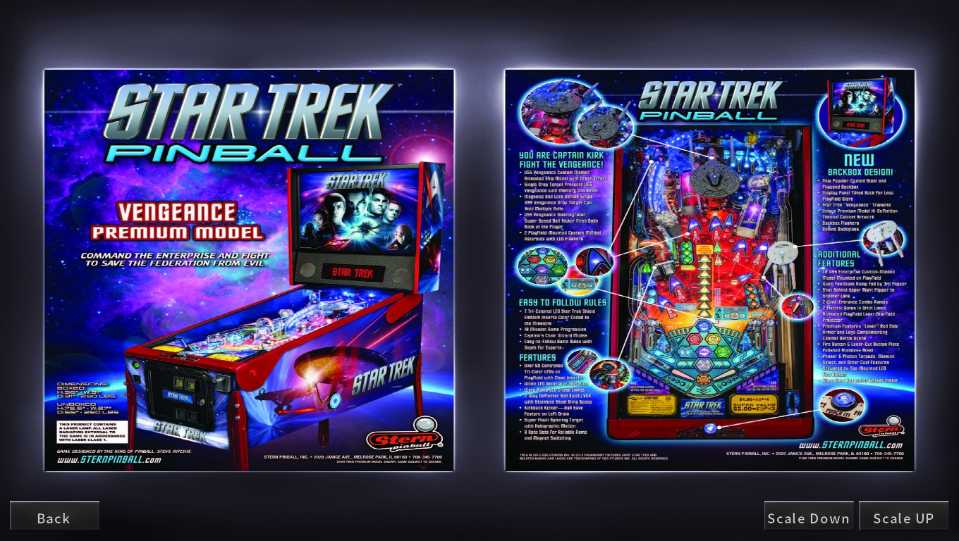 Mark: Pinball Arcade: Star Trek (PC) 363,662,460 points on 2018-09-12 01:00:32