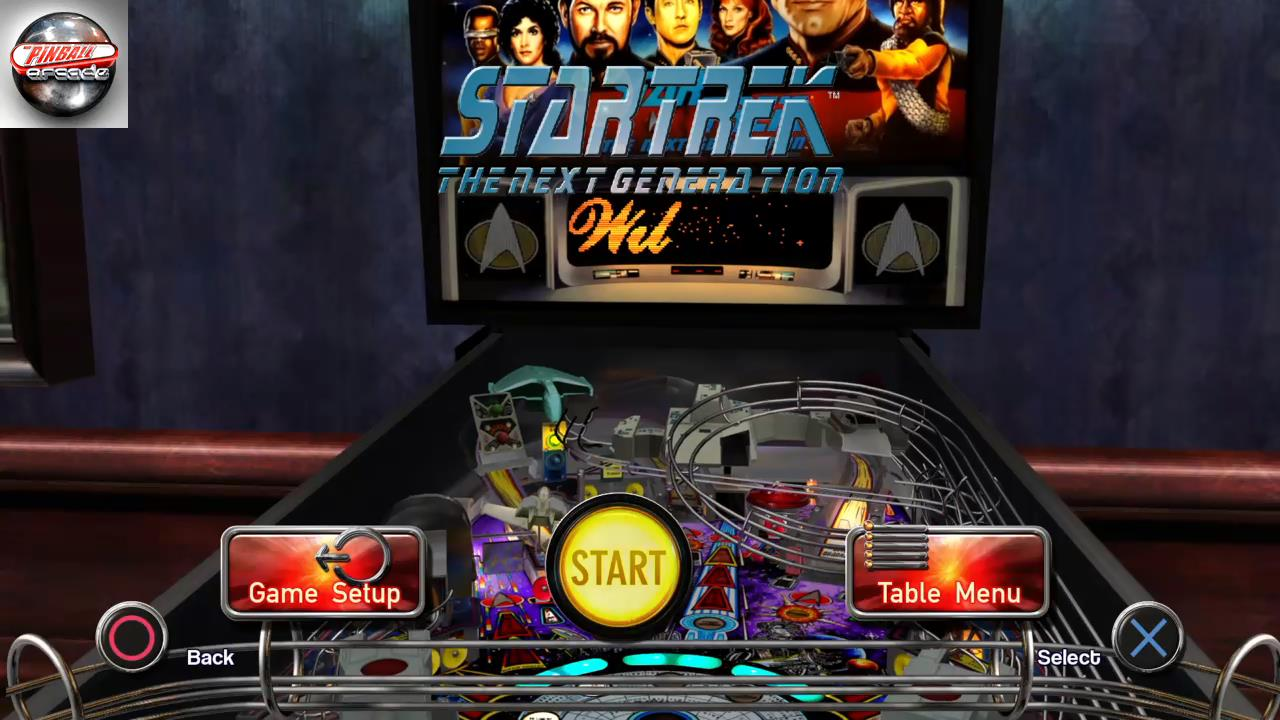 RetroRob: Pinball Arcade: Star Trek: The Next Generation (Playstation 4) 786,752,080 points on 2019-10-07 09:15:47